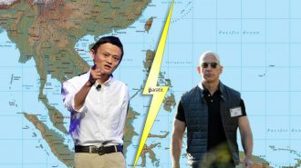 Güneydoğu Asya Pazarı Rekabetinde Alibaba'dan Amazon'a Karşı Dev Hamle