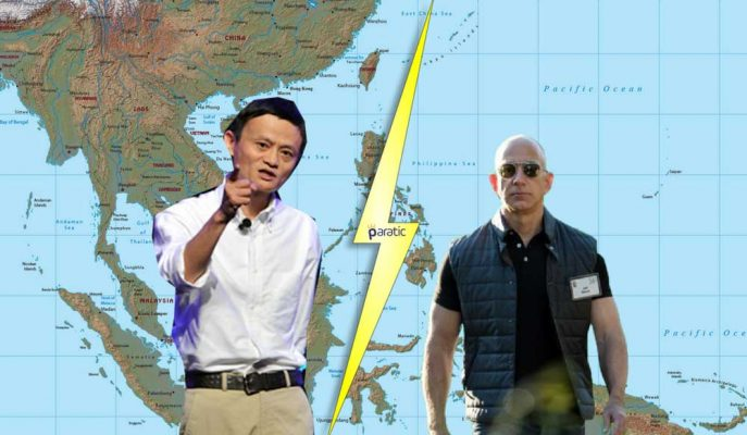 Güneydoğu Asya Pazarı Rekabetinde Alibaba\'dan Amazon\'a Karşı Dev Hamle
