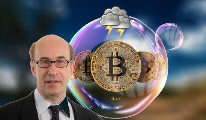 Harvard Profesörü: Bitcoin 100 Bine Yükselmez ama 100 Dolara Düşer!