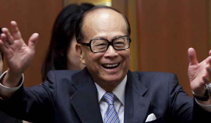 Hong Kong'un En Zengin Adamı Li Ka-shing 89 Yaşında Emekli Oldu!