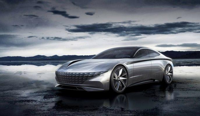 """Hyundai'nin Gelecek Planlarını Söyleyen Konsept: """"Le Fil Rouge"""""""