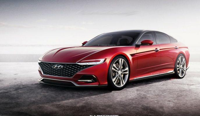"""Hyundai'nin Le Fil Rouge Konsepti """"8. Nesil Sonata""""yı İşaret Ediyor!"""