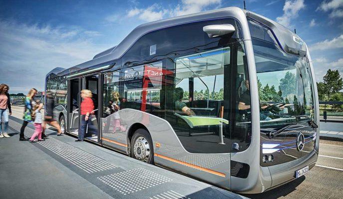İstanbul'a Sürücüsüz Otobüs ve Minibüsler Geliyor!