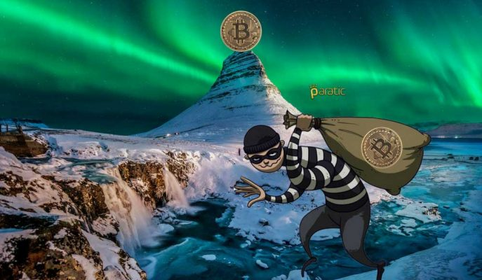 İzlanda'da Bitcoin Madenciliğinde Kullanılan 600 Bilgisayar Çalındı