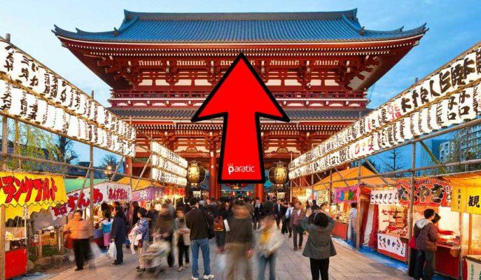 Japonya 2020 Turizm Hedefini 20 Milyondan 40 Milyona Çıkardı!