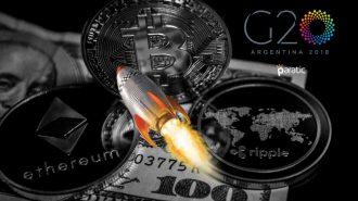 Kripto Paralar Sert Düşüşün Ardından G20 Haberleriyle Yükseldi