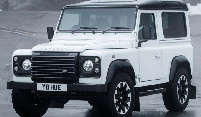 Land Rover Defender V8 Works için İstenilen Ücret Gerçekten Dudak Uçuklatıcı!