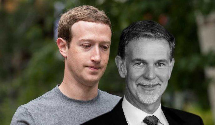 Mark Zuckerberg Özür Mesajı Yayınlamak için Netflix CEO'sundan Yardım İstemeli!