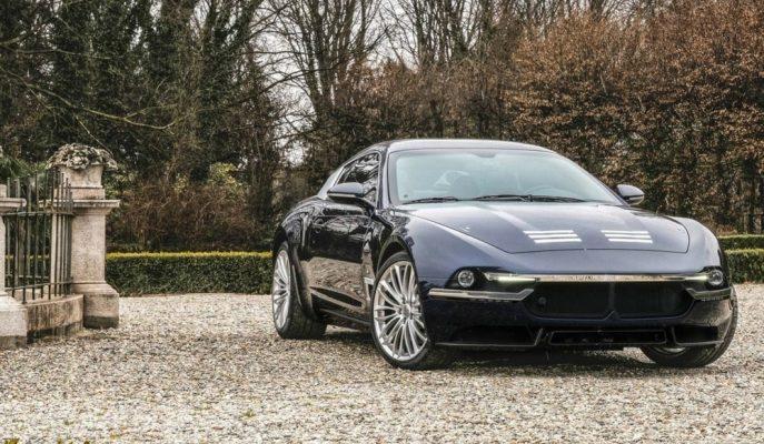 "Maserati GranTurismo Temelindeki ""Superleggera Sciadipersia Touring"" Cenevre'de!"