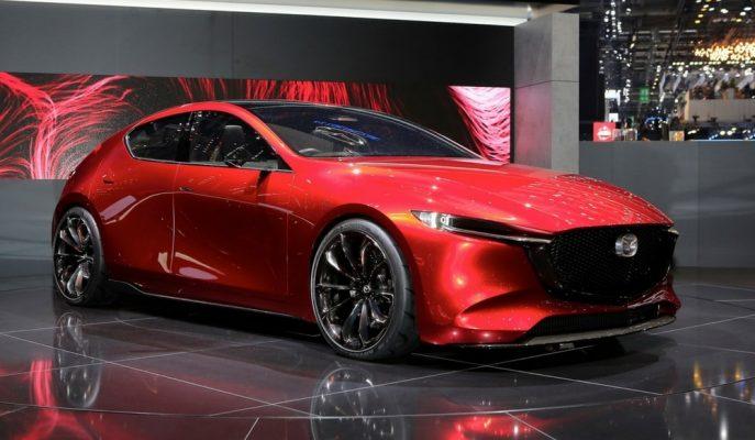 Mazda 3'ün Geleceği Kai Concept'te Saklı Olabilir!