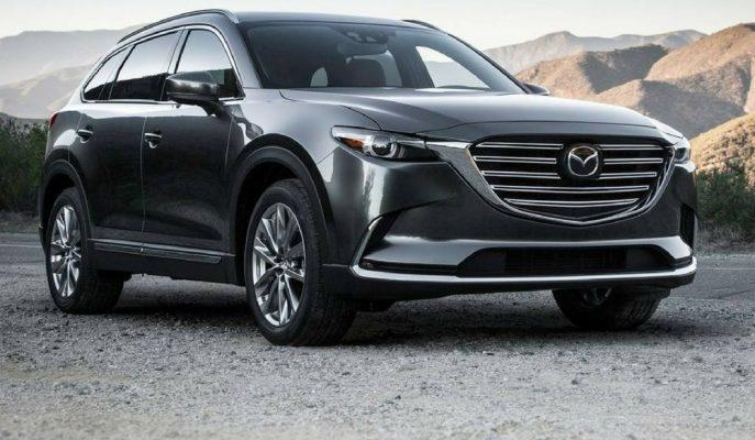 Mazda CX-9 SUV Modelinde Eğlence Dünyasının Sınırlarını Açıyor!