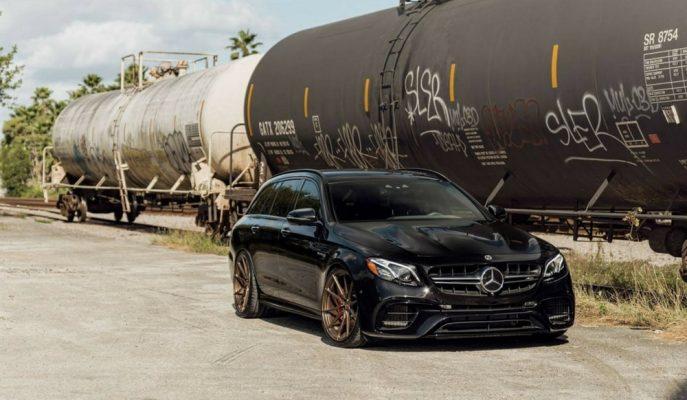 "Mercedes – AMG E63S Wagon Black Edition: ""Kesinlikle Meydan Okunamaz"""