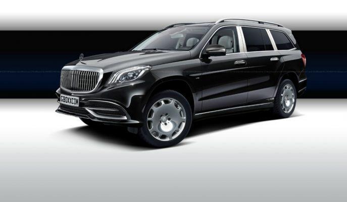 Nikitav Aksyonov'dan Mercedes GLS SUV'a Maybach Aşısı!