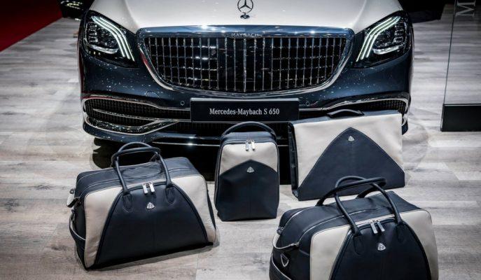 Mercedes'in Maybach S650 Müşterilerine Sunduğu Ultra Lüks Hediyeler!