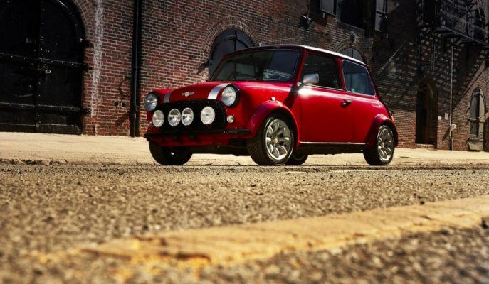 "Mini'den Beklenmedik Gösterim: ""Cooper Classic Electric"""
