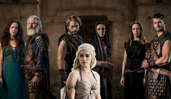 Netflix'in Truva Efsanesini Konu Alan Dizisi Game of Thrones'un Yerini Tutabilir mi?