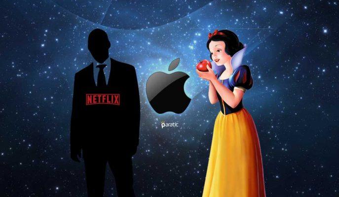 Nicelik Değil Nitelik Taraftarı Olan Apple, Netflix'i veya Disney'i Satın Almayacak!