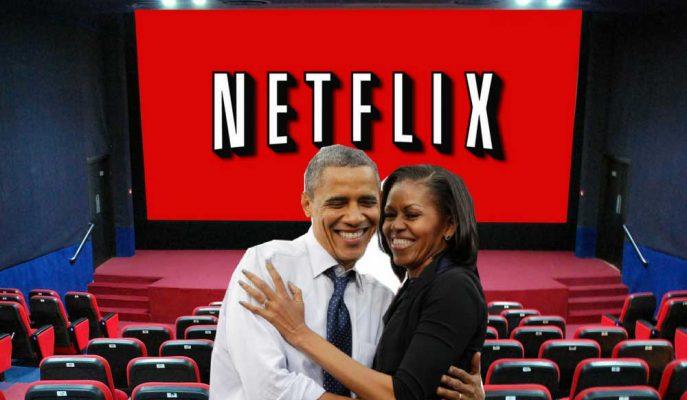 Obama Çifti Netflix'te Program Yapacak!