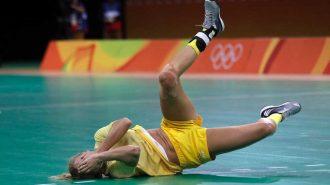Olimpiyat Müsabakalarında Yaşanmış 5 Talihsiz Kaza Anı!