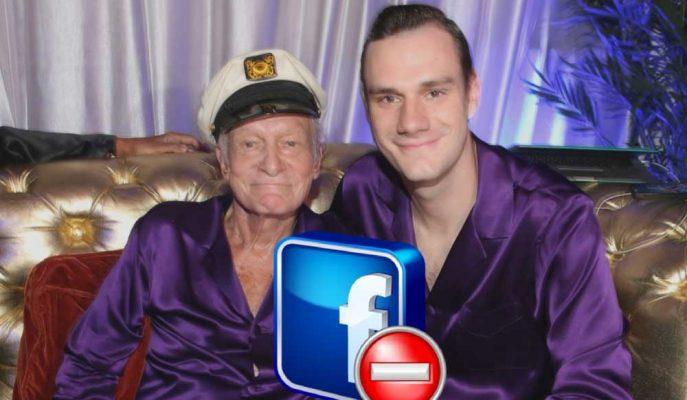 Playboy'dan Facebook Faaliyetlerini Durdurma Kararı!