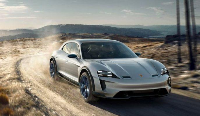 Porsche Misson Serisine E Cross Turismo CUV'u da Ekledi!