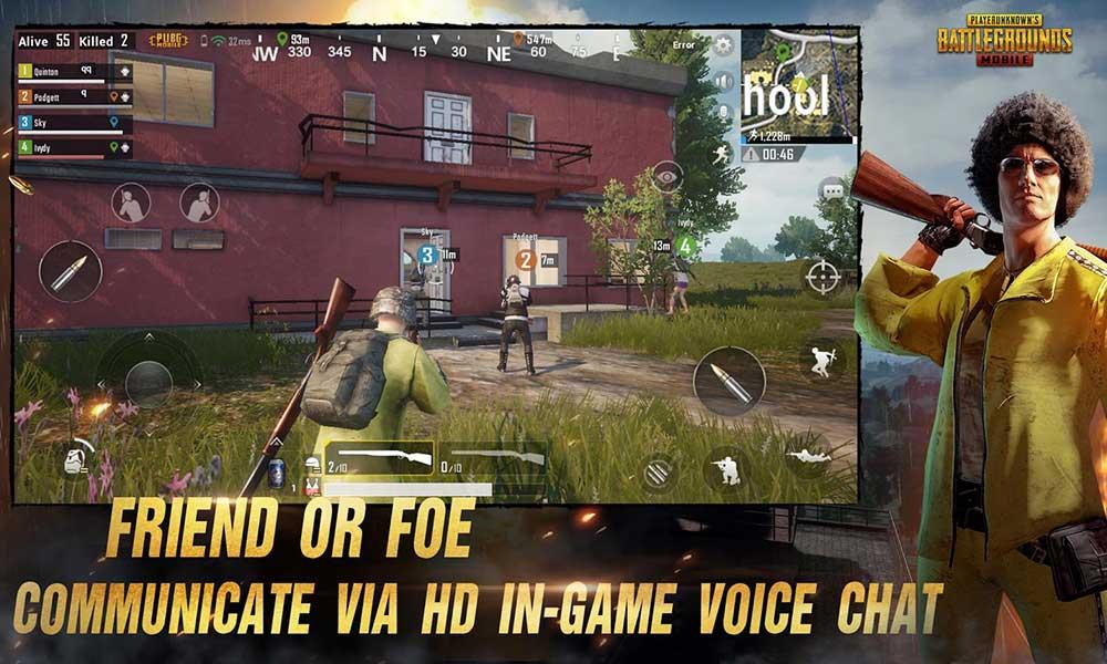 Pubg Mobile Oynayanlar Buyuk Saskinlik Icinde Oyun Botlardan Olusuyor Paratic