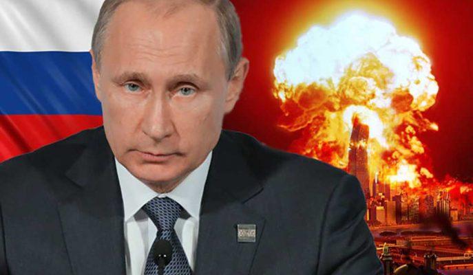 """Putin """"Her Yeri Vurabiliriz!"""" Diyerek Tüm Dünyayı Tehdit Etti!"""