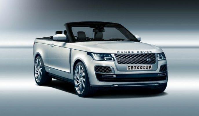 """Range Rover SV'nin """"Convertible"""" Olayı Sizce Nasıl Olurdu?"""