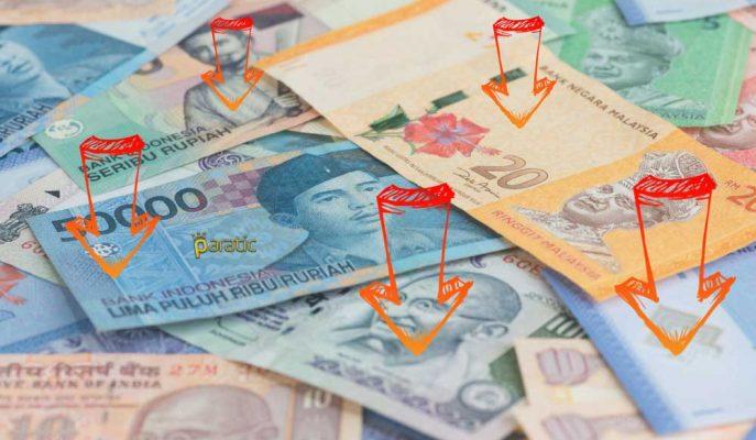 Risk İştahının Azalmasıyla Gelişen Ülke Paraları Dolar Karşısında Sert Düştü