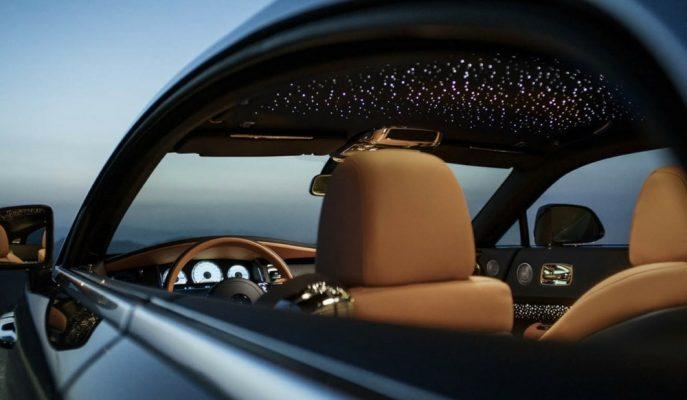 """Dünyada 55 Kişinin Sahip Olacağı Yeni Rolls Royce """"Wraith Fastback"""""""