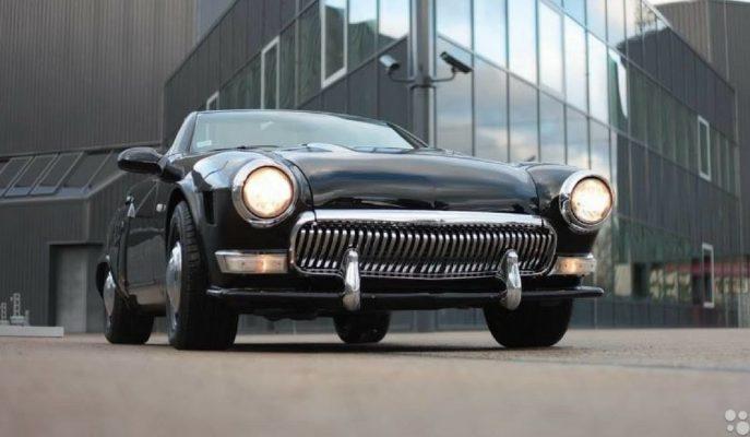 60'ların Yeniden Canlandırılan Yıldızı Vaz – 21 Mercedes SLK'nın Replikası Çıktı!