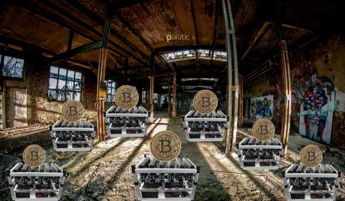 Rusya'da Terk Edilmiş Bir Fabrikada Kripto Para Madencilik Çiftliği Bulundu