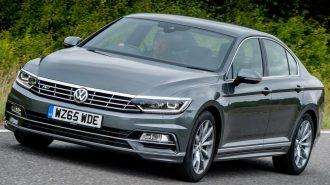 Sınıf Lideri VW Passat'a  Hibrit Motor Desteği Geliyor!