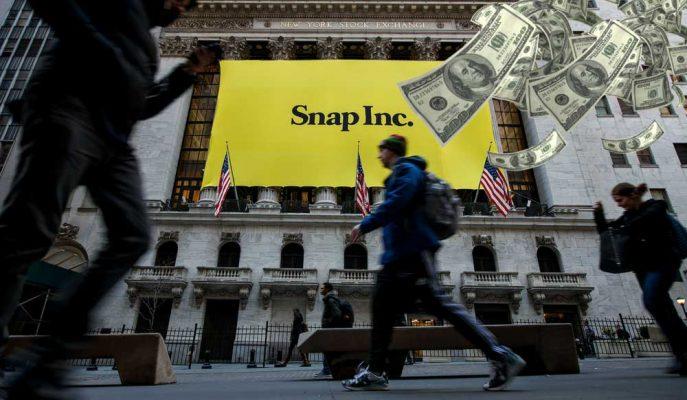 Snapchat 34 Milyon Dolarlık Tasarruf Politikası için Çalışanlarının %7'sini İşten Çıkarıyor!