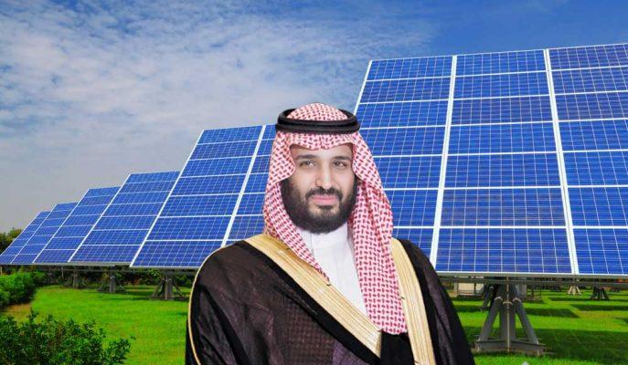 Softbank ve Suudi Arabistan Dünyanın En Büyük Güneş Enerjisi Projesi için Anlaştı!