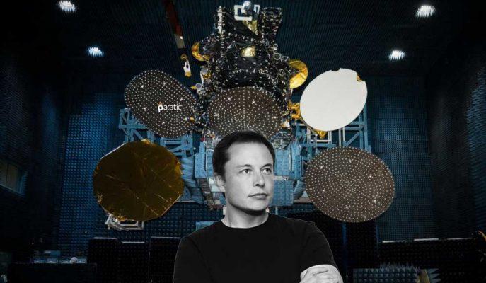 SpaceX Neredeyse Bir Otobüs Büyüklüğünde Uyduyu Uzaya Gönderdi!