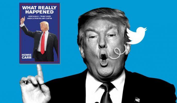 Stormy Daniels Krizine Aldırmayan Trump, ABD'yi Clinton'dan Nasıl Kurtardığını Anlatan Kitabı Övdü!