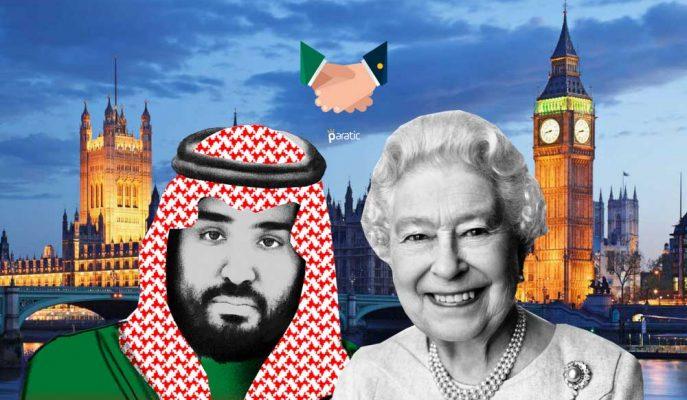 Suudi Prens İngiltere Ziyaretinde 100 Milyar Dolarlık Anlaşma Yapabilir!