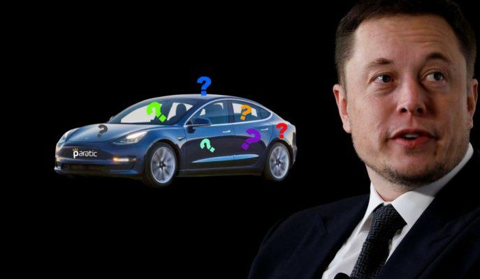 Tesla Model 3'e Yönelik Alınan Ani Bir Kararla Üretim Bantları Durduruldu!