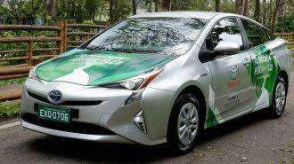 """Toyota """"Flex – Hibrit"""" ile Benzini de Ortadan Kaldırmak İstiyor!"""