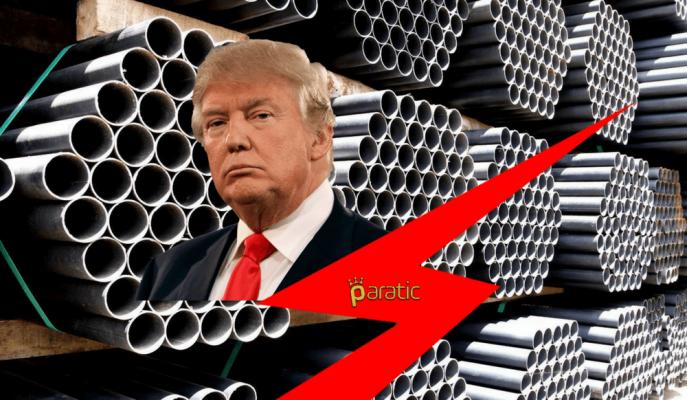 Trump'ın Çelik ve Alüminyuma Ek Vergi Kararına Ticari Ortaklardan Tepki Geldi