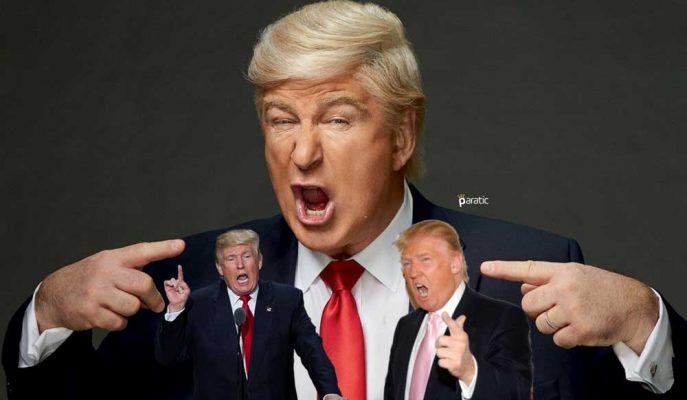 """Trump """"Onu Taklit Etmek İşkenceydi"""" Diyen Alec Baldwin'e Twitter'dan Saldırdı!"""