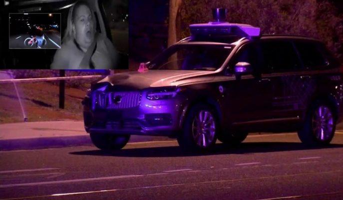 Uber'in Sürücüsüz Araç Kazası Hakkında Yapay Zeka Şirketi Cortica Raporunu Sundu!