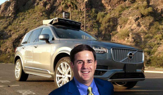 Uber Kazası, Otonom Araçların En Büyük Destekçilerinden Arizona'nın Bile Fikrini Değiştirdi!