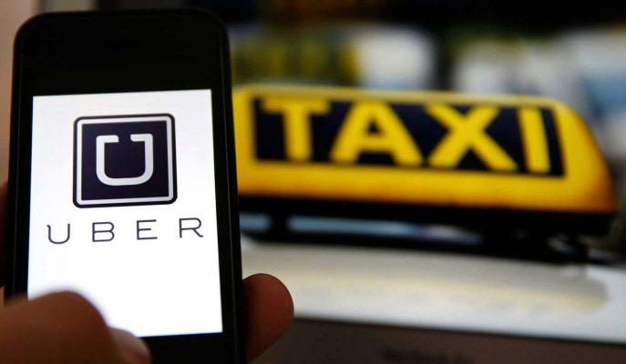 Uber için Bakanlık Harekete Geçti: Trafikten Men Geliyor!