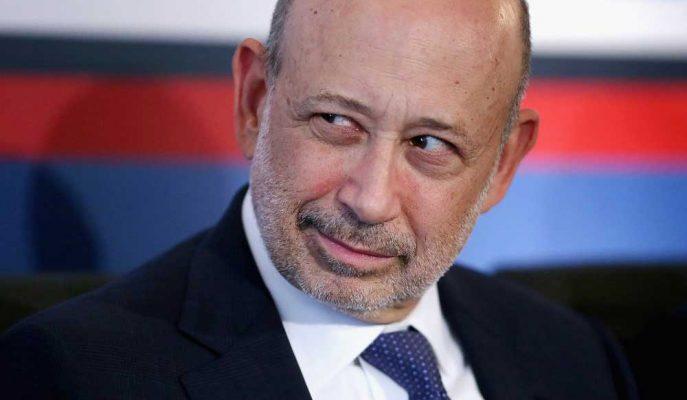 Ünlü Wall Street CEO'su Lloyd Blankfein Görevinden Ayrılacağı İddialarına Cevap Verdi!