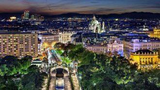 Viyana En Yaşanabilir Şehir Olma Konusunda Rakip Tanımıyor!