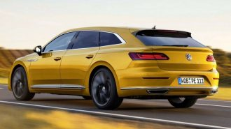 VW'den Arteon'a Shooting Brake Gövde Karoseri!