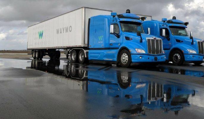 Waymo Otonom Sürüşlü Kamyonu için Atlanta'da Test Sürüşleri Başlattı!