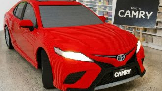 Yapımı 8 Hafta Süren Bu Toyota Camry'nin Dünyada Başka Bir Örneği Yok!